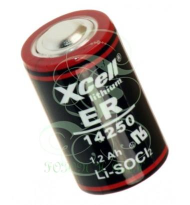 XCell Kraftmax Lithium Battery ER14250 (1/2 AA) 3,6V, 1 Pack