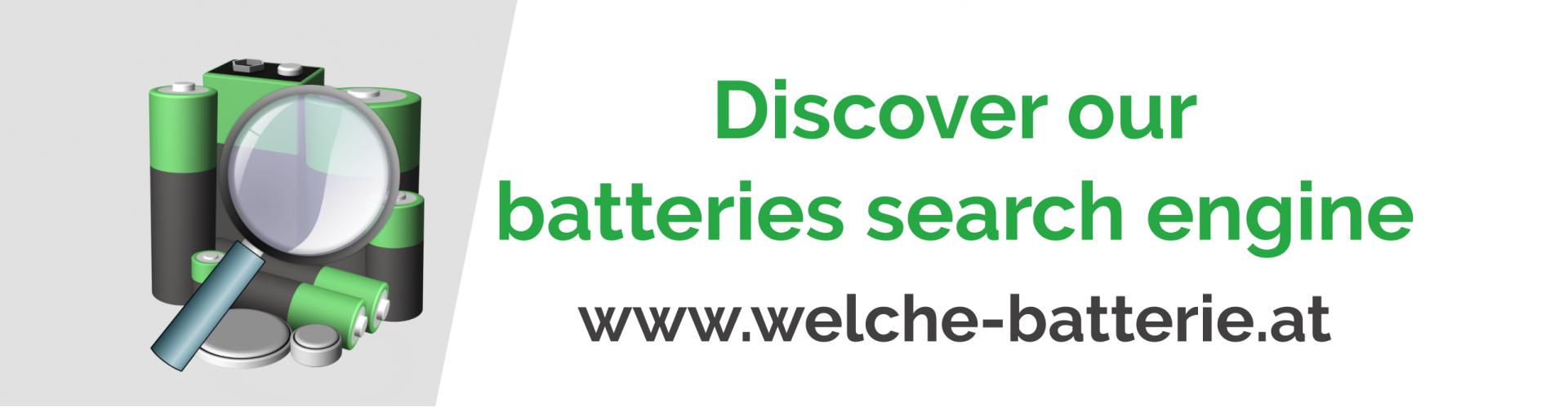 Welche-Batterie